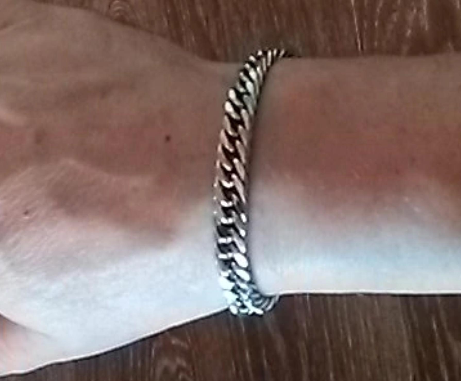 8b26df0da ARTAZ - pánsky náramok, vzor: pancier, dĺžka: 21cm, šírka: 1cm, chirurgická  oceľ